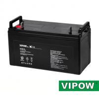 Gelová baterie VIPOW 12V / 120Ah