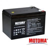 Gelová baterie MOTOMA 12V / 12Ah elektromotory