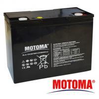 Gelová baterie MOTOMA 12V / 20Ah elektromotory