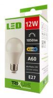 TRIXLINE žárovka LED 12W E27/230V denní bílá