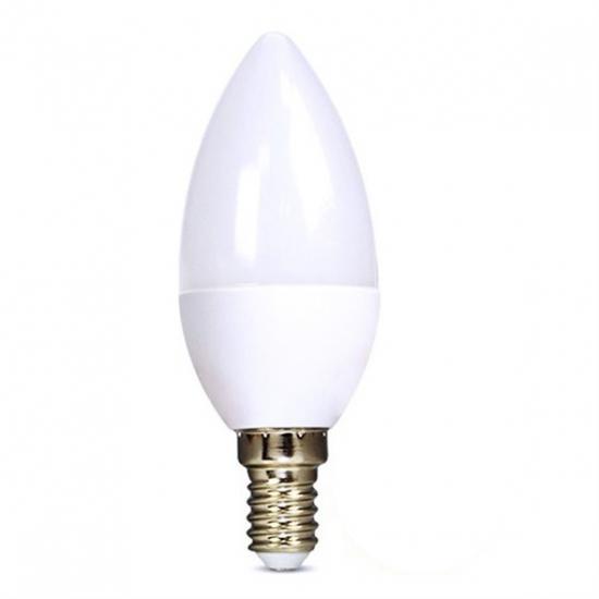 TIPA žárovka svíčková LED 0,8W E14/230V teplá bílá