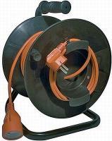 PVC prodlužovací kabel - spojka 25m naviják