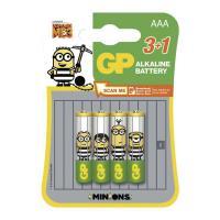 GP alkalická baterie MIMONI LR03