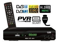 DI-WAY T2-ONE DVB-T2 HEVC H.265