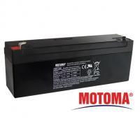 MOTOMA olověná baterie 12V / 2.3Ah