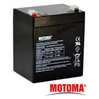 Gelová baterie MOTOMA 12V / 4,5Ah