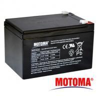 Gelová baterie MOTOMA 12V / 12Ah