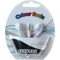 MAXELL COLOUR BUDZ White