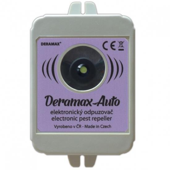 DERAMAX AUTO - plašič kun a hlodavců do auta