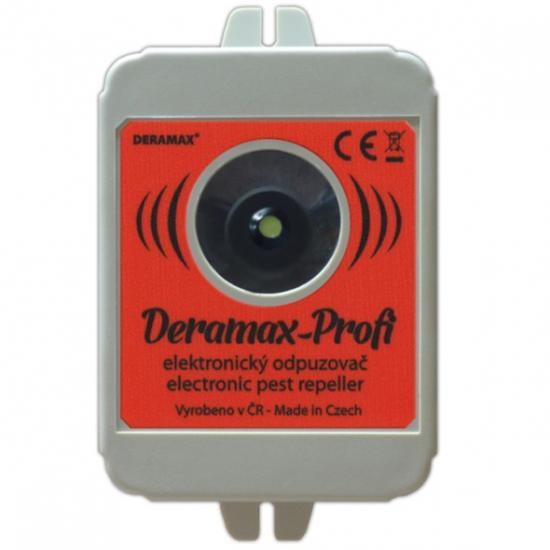 DERAMAX PROFI - plašič kun a hlodavců
