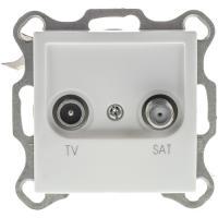 RETLUX RSB A36 AMY TV+SAT zásuvka