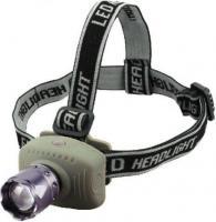 Svítilna čelová LED 3W / 3x AAA