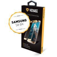 YENKEE YPG 3D01 3D ochr. sklo Samsung Galaxy S8BK