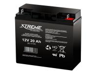 XTREME olověná baterie 12V / 20Ah