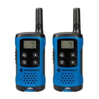 MOTOROLA TLKR T41 modrá vysílačky