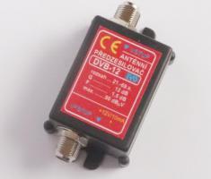anténní předzesilovač DVB-T 12dB-X