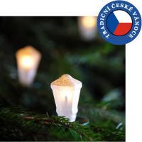 Vánoční souprava LUCERNA - bílá