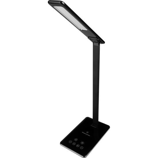 RETLUX RTL 198 LED černá lampa 5W stmívatelná