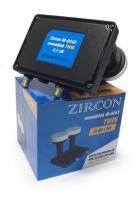 ZIRCON 4,3st 0,2dB Monoblok Twin konvertor