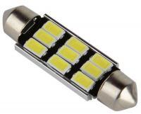 Žárovka LED 12V 3W sufitka