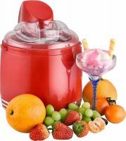 KALORIK ICE 2500 RETRO zmrzlinovač červený