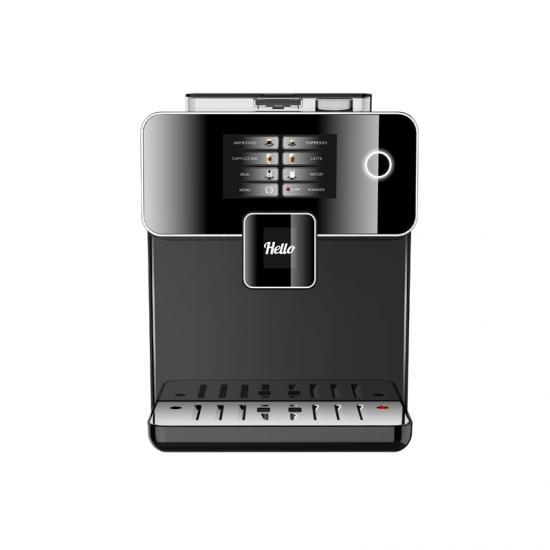 ROOMA RM-A10 kávovar - černý