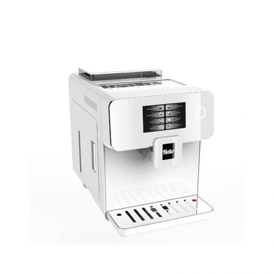 ROOMA RM-A10 kávovar - bílý