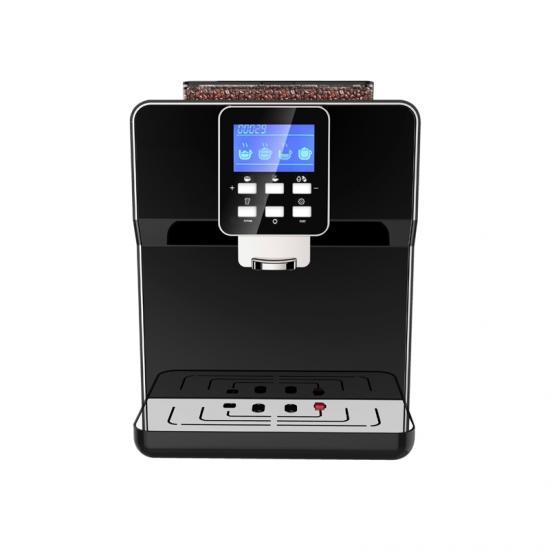 ROOMA RM-A6 kávovar - černý