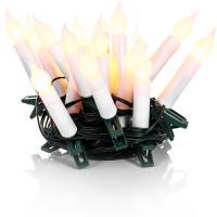 RETLUX RXL 231 svíčky 20LED 5+5m WW