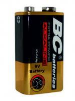 BC 6LR61 9V baterie alkalická