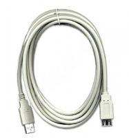 USB kabel  1,8m prodlužovací