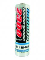 Baterie BC R6 NiMH 2300mAh tužková