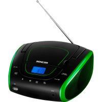 SENCOR SPT 1600BGN rádio s CD/MP3/USB