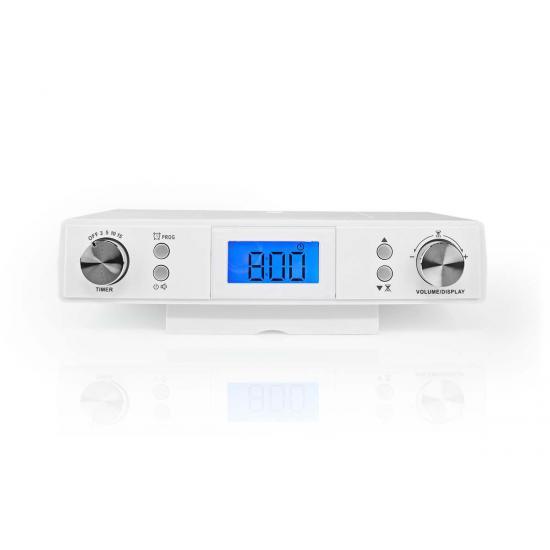NEDIS RDFM4010WT rádio pod kuchyňskou linku