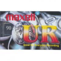 Audiokazeta MAXELL UR 90